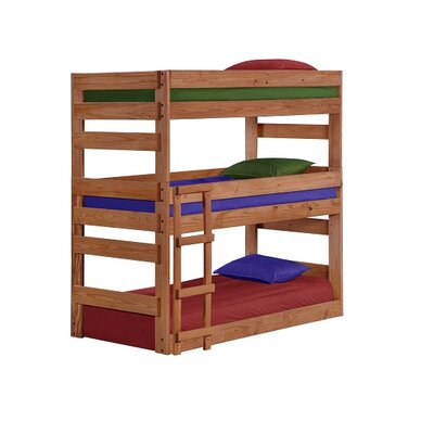Ching Twin over Twin Triple Bed