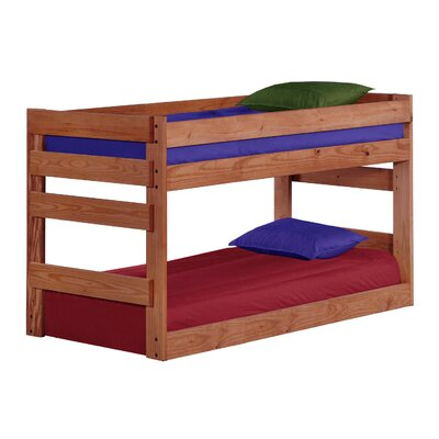 Chumley Twin Over Twin Jr. Bunk Bed
