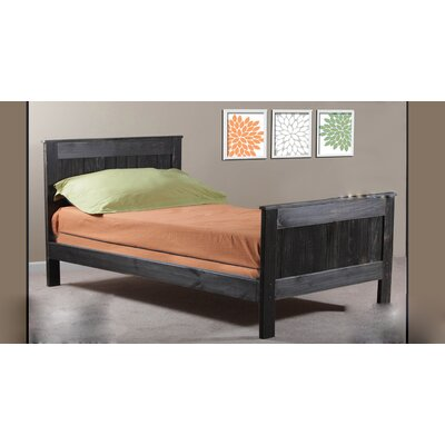 Chunn Mates Panel Bed Size: Twin