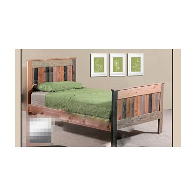 Cieslak Mates Panel Bed Size: Twin