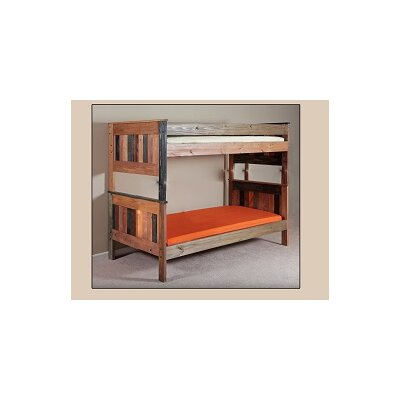 Chiasson Stackable Bunk Bed Size: Full/Full