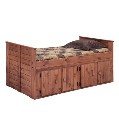 Chavis Twin Mates & Captains Bed with Storage