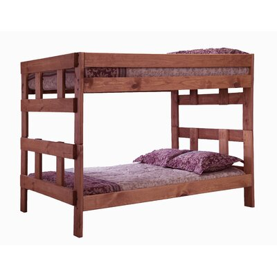 Chau Bunk Bed Size: Full/Full