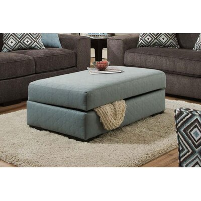 CaliforniaBay Bay Storage Ottoman