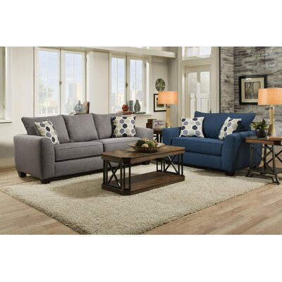 Cadia Contemporary Queen Sleeper Standard Sofa Upholstery: Heritage Oyster
