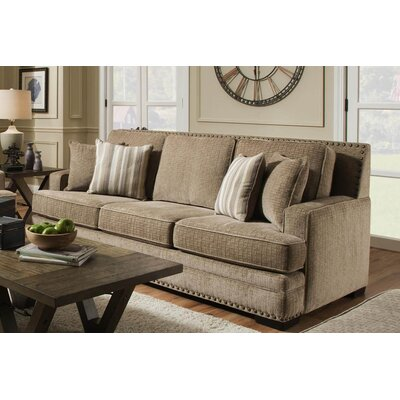 Vighnesh Standard Sofa Upholstery: Ultimate Mushroom
