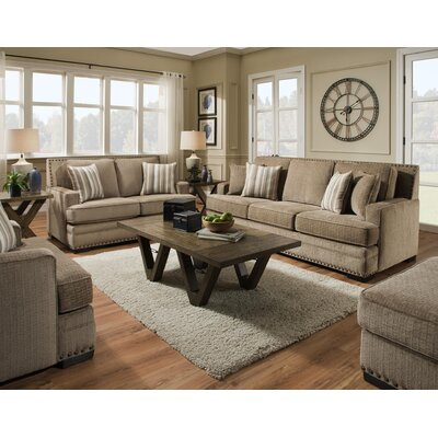 Vighnesh Configurable Living Room Set