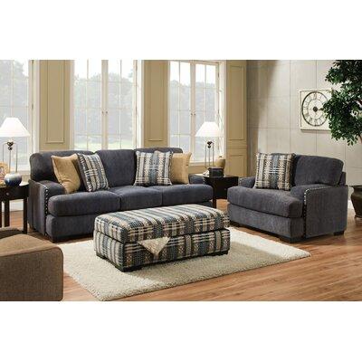 Malgorzata Standard Sofa Upholstery: Berlin Peacock