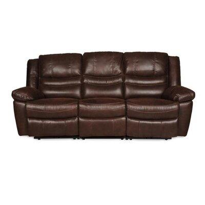 Du Reclining Sofa Upholstery: Espresso