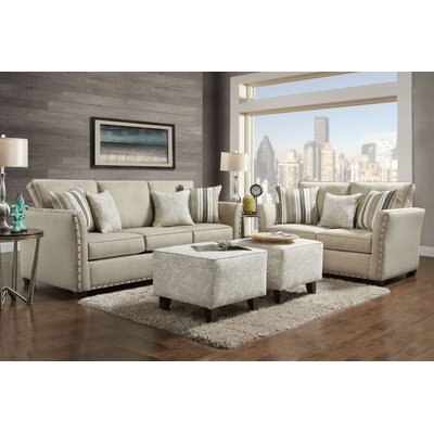 Tessie Configurable Living Room Set