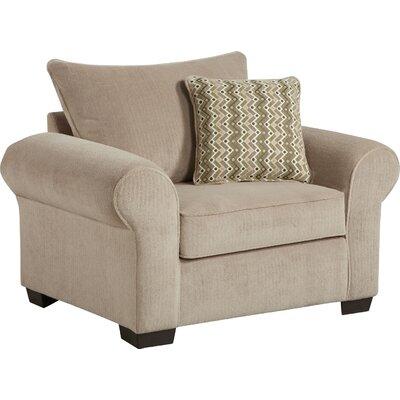 Hagan Armchair Upholstery: Seal
