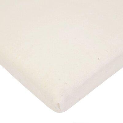 Organic Cotton Velour Bassinet Sheet 85522