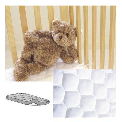 Waterproof Quilted Cradle Mattress Pad