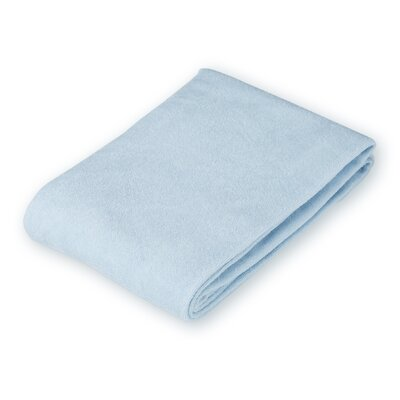 American Knitted Cotton Terry Contoured Changing Table Cover - Color: Lavender at Sears.com