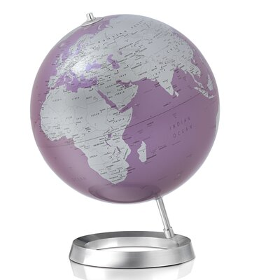 Full Circle Vision Globe Color: Amethyst