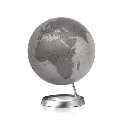 Full Circle Vision Globe Color: Silver