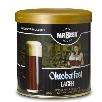 Mr. Beer Oktoberfest Lager Beer Making Refill Kit 40-60964-01