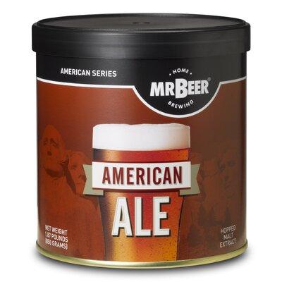 Mr. Beer American Ale Beer Making Refill Kit 40-60952-01