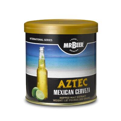 Mr. Beer Aztec Mexican Cerveza Beer Making Refill Kit 40-60961-01