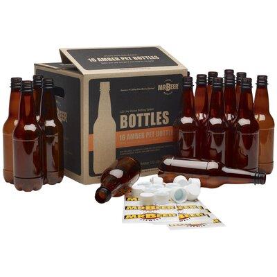 Mr. Beer Czech Pilsner Beer Making Refill Kit 40-60962-01
