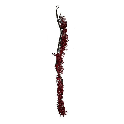 Christmas Traditions Artificial Decorative Berry Garland