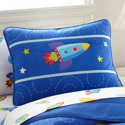 Olive Kids Out of This World Toddler Pillow Case 65411