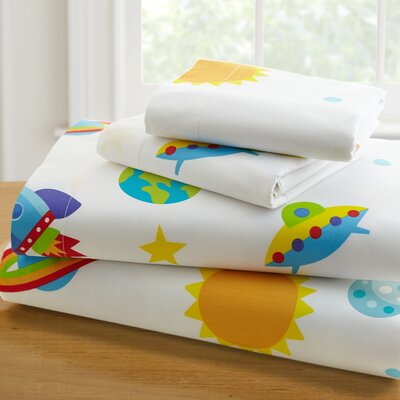 Olive Kids Out of This World Sheet Set Size: Full