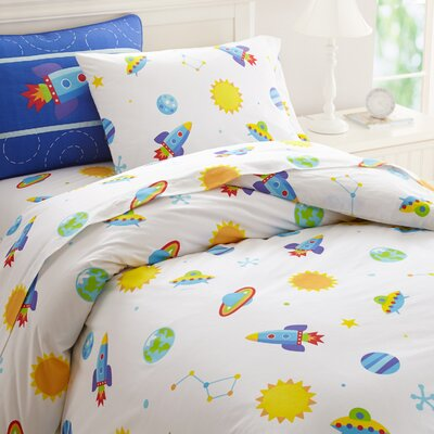 Olive Kids Out of This World Duvet Cover Set Size: Twin