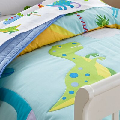 Olive Kids Dinosaur Land Toddler Comforter 35412
