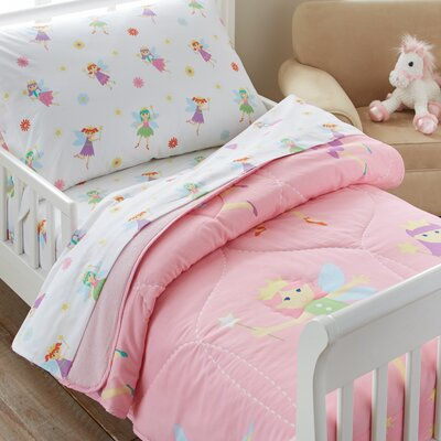 Olive Kids Fairy Princess Toddler Comforter 35417