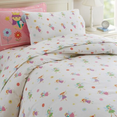 Olive Kids Fairy Princess Duvet Cover Size: Twin