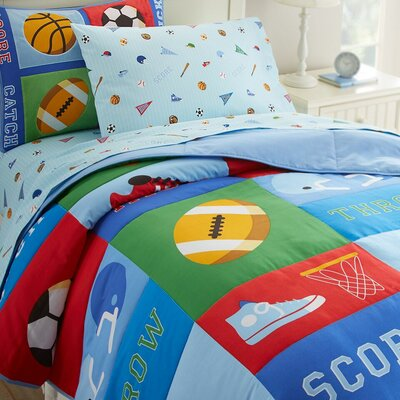 Olive Kids Game On Comforter Collection