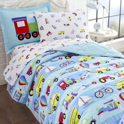 On The Go Bed-In-a-Bag Set Size: Twin