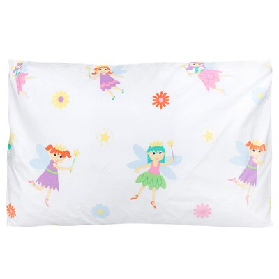 Princess Kids Cotton Pillow Cover