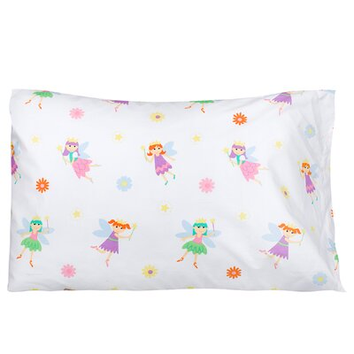 Fairy Princess Pillow Case