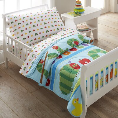 The Very Hungry Caterpillar 3 Piece Toddler Bedding Set 92450