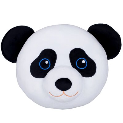 Olive Kids Panda Plush Throw Pillow