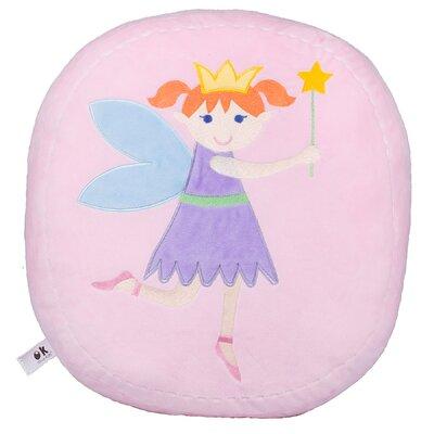 Olive Kids Fairy Princess Plush Throw Pillow