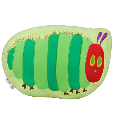 The Very Hungry Caterpillar Plush Throw Pillow