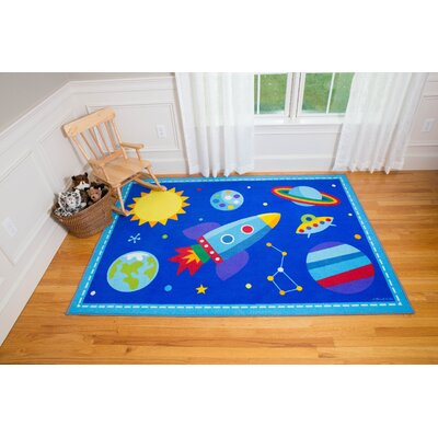 Olive Kids Out of this World Area Rug Rug Size: 5 x 7