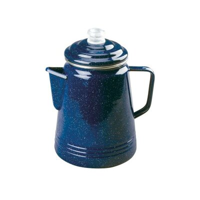 Percolator 14 Cup Enameware Coffee Maker 2000016405