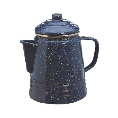 Coleman Percolator 9 Cup Enameware Coffee Maker 2000016430