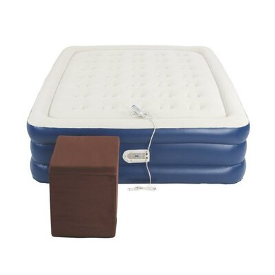 AeroBed 20 Air Mattress with Ottoman
