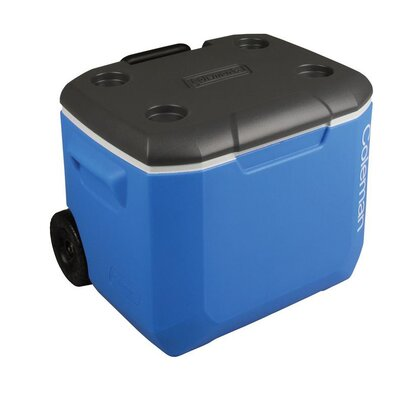 60 Quart Wheeled Heavy Duty Cooler