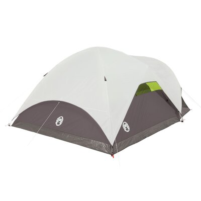 Steel Creek Fast Pitch Dome 6 Person Tent with Screen Room