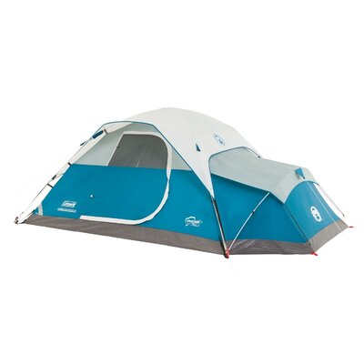 Juniper Lake Instant Dome 4 Person Tent with Annex