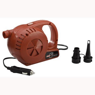 12 Volt Quickpump Inflator Air Pump