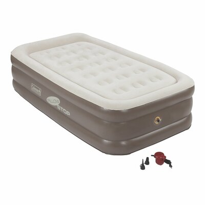 SupportRest 8 Air Mattress Size: Twin