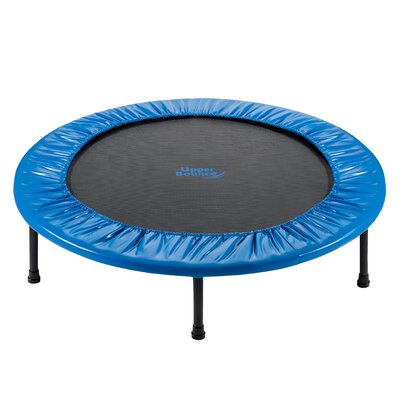 """Two-Way Foldable Rebounder 36"""" Trampoline with Carry-on Bag UBSF014F-36"""