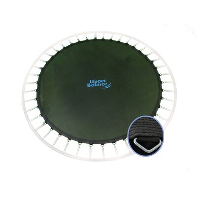 "Upper Bounce Jumping Surface for 10' Trampoline with 56 V-Rings and 5.5"" Springs at Sears.com"